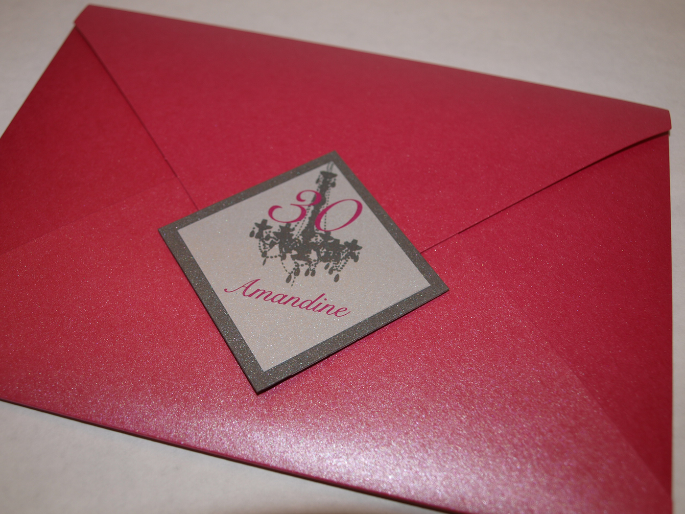 Invitations and Announcements by Samantha Shiener at Coroflot.com