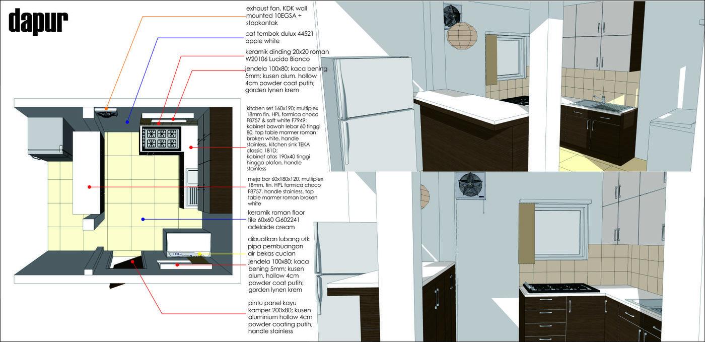 House Interior By Mirradewi Rianty At Coroflot Com
