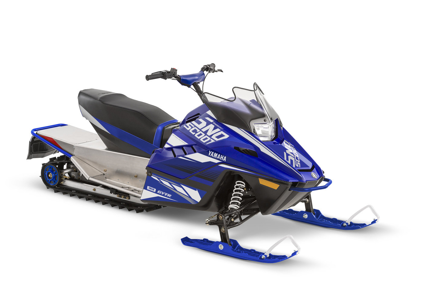 Yamaha Snowmobile Color & Graphics by Darin Butterfield at