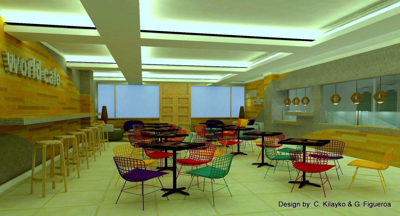 Cafe Concept By Maria Charina Kilayko At Coroflot Com