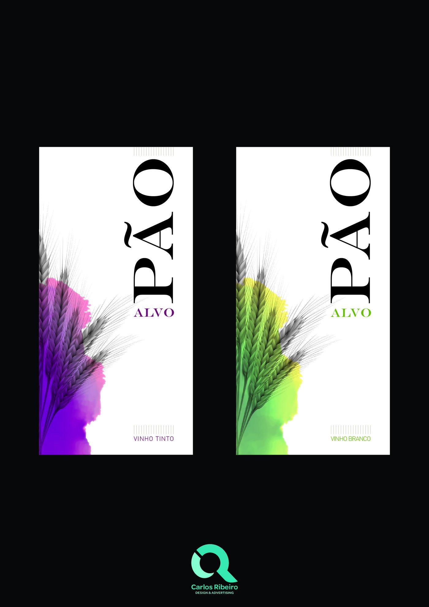 Wine Labels Design By Carlos Ribeiro At Coroflot Com