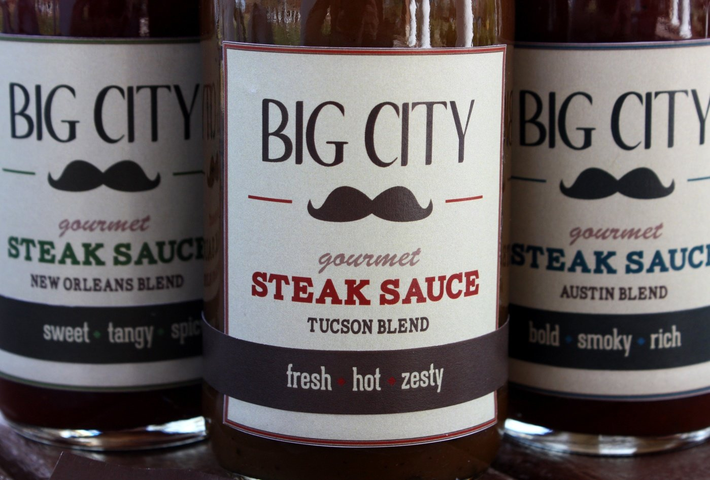 Big City Steak Sauce Packaging By Caitlin Murphy At Coroflot Com