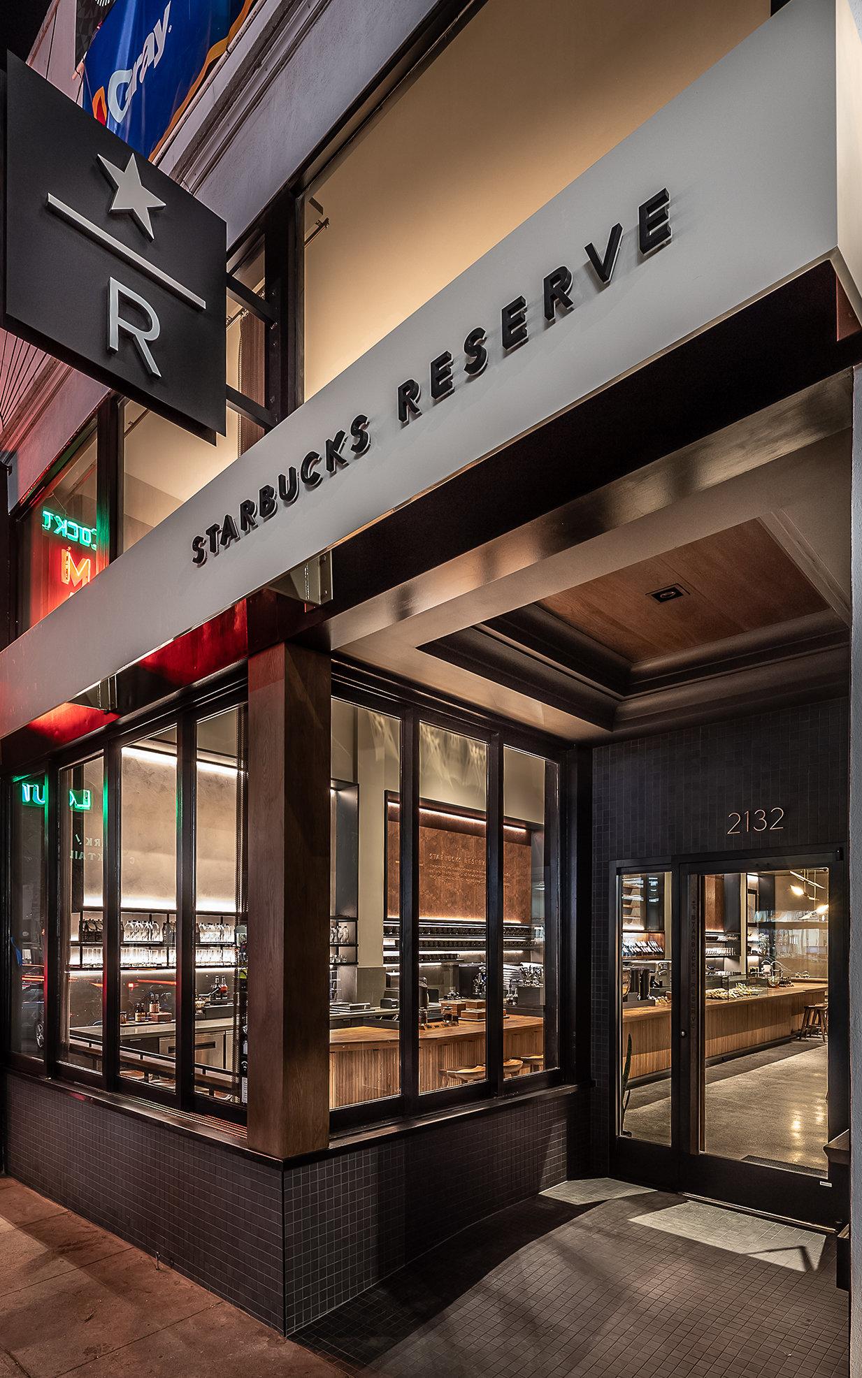 Starbucks Reserve SFO - Chestnut St (2018) by John Boline at