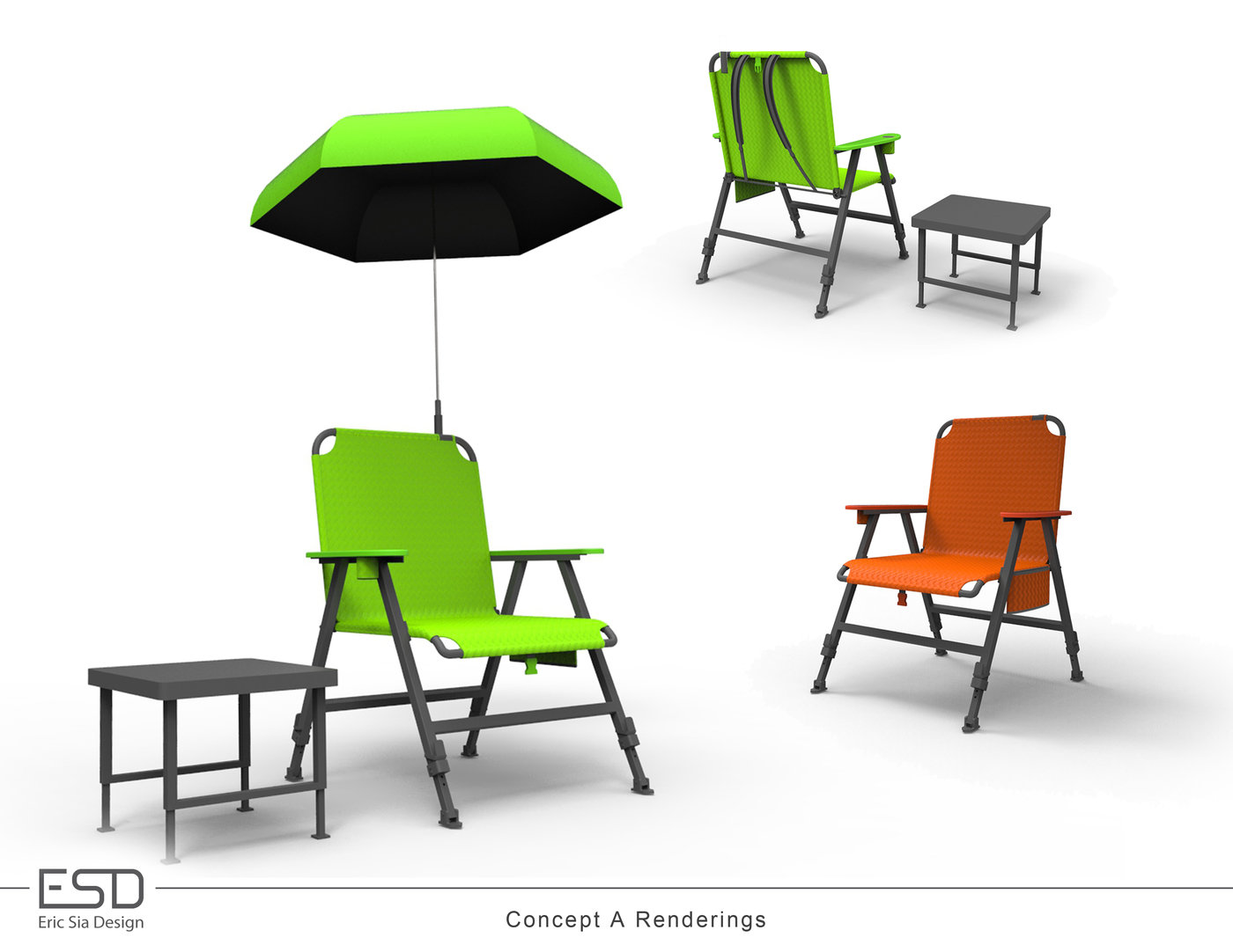 Sensational Folding Chairs Concepts By Eric Sia At Coroflot Com Ncnpc Chair Design For Home Ncnpcorg