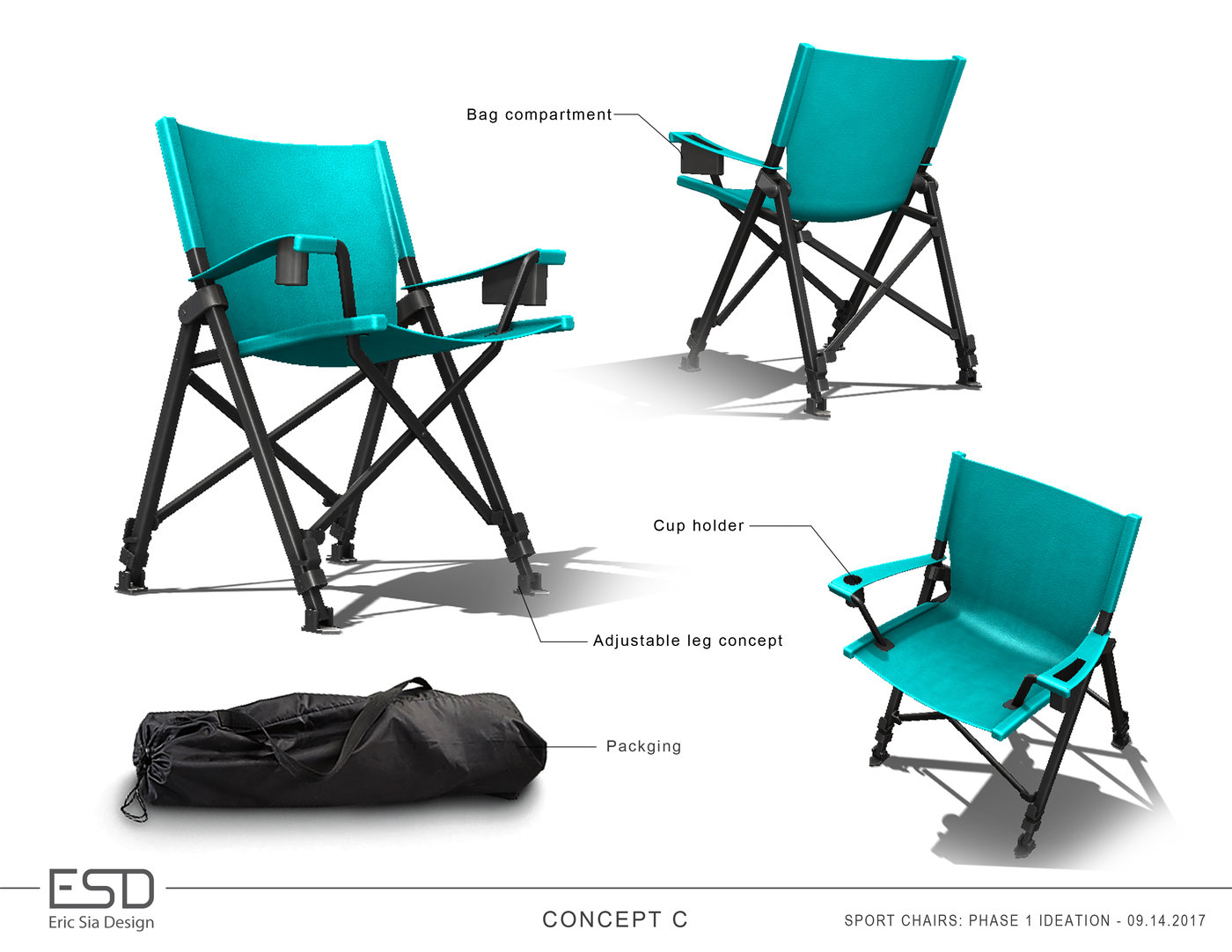 Amazing Folding Chairs Concepts By Eric Sia At Coroflot Com Ncnpc Chair Design For Home Ncnpcorg