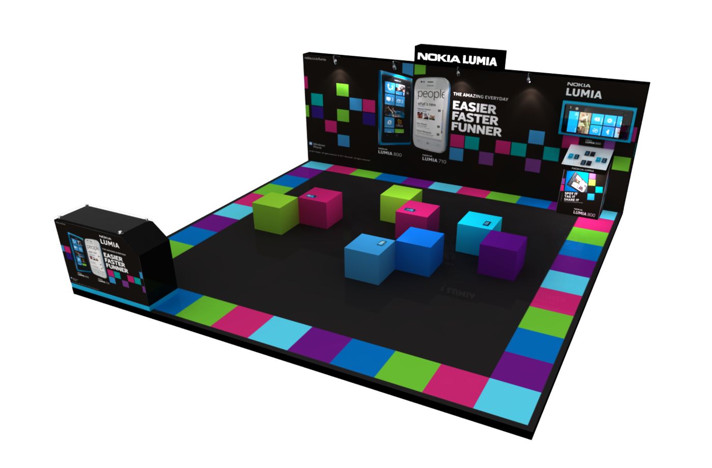 Exhibition Stall Png : Exhibition stall design by prashant mahangare at
