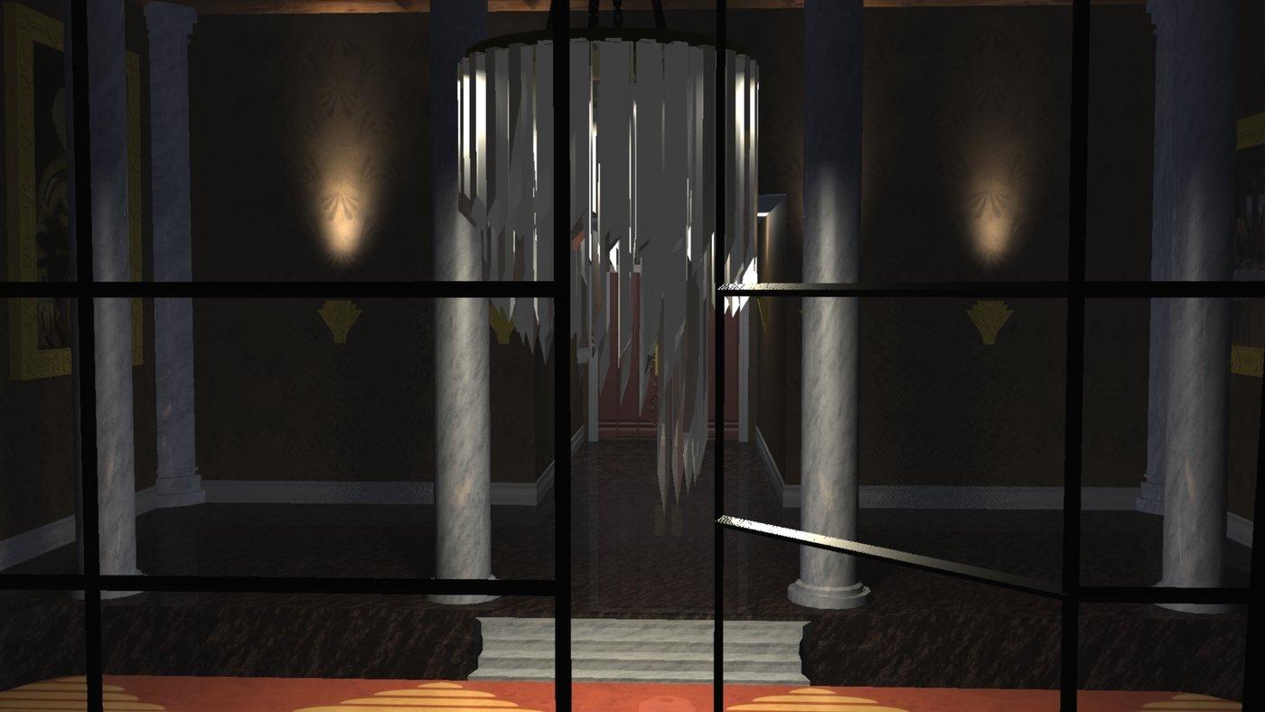 Foyer Art Deco : Art deco foyer by steven dorgan at coroflot