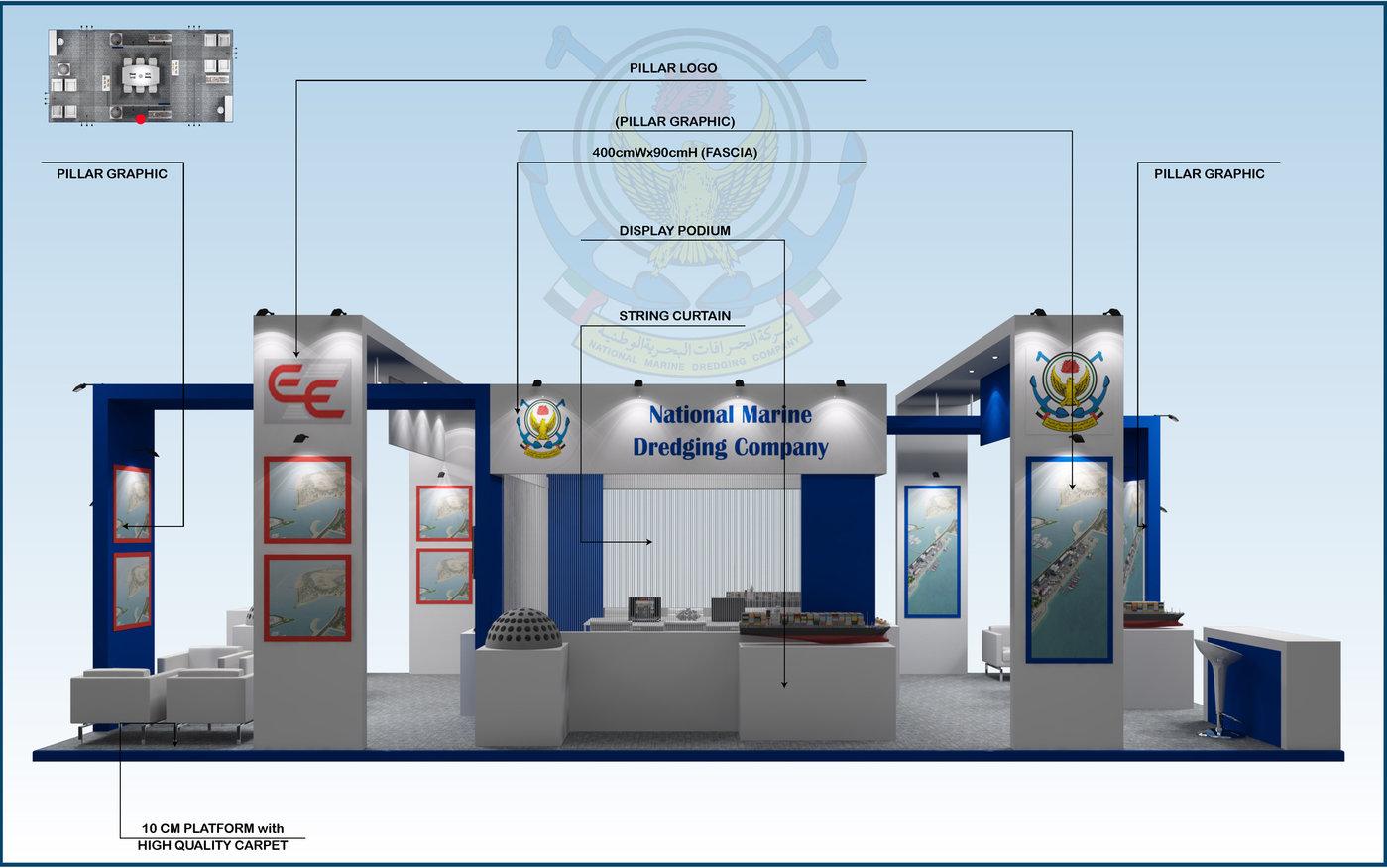 National Marine Dredging Company by Mamerto Dela Cruz Jr at