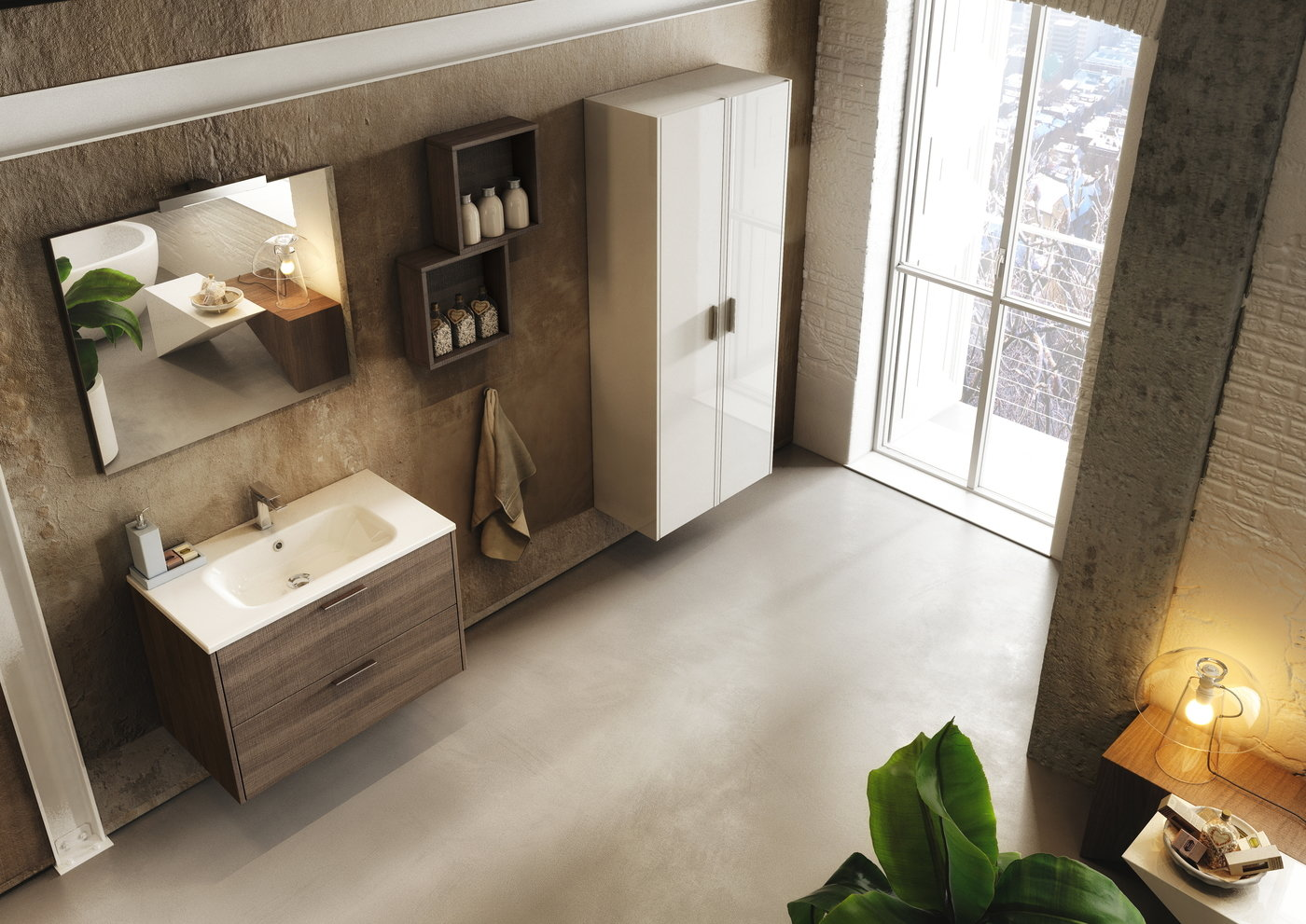 Cgi Bathroom Furniture Xl Today By Filippo Petrucci At Coroflot Com