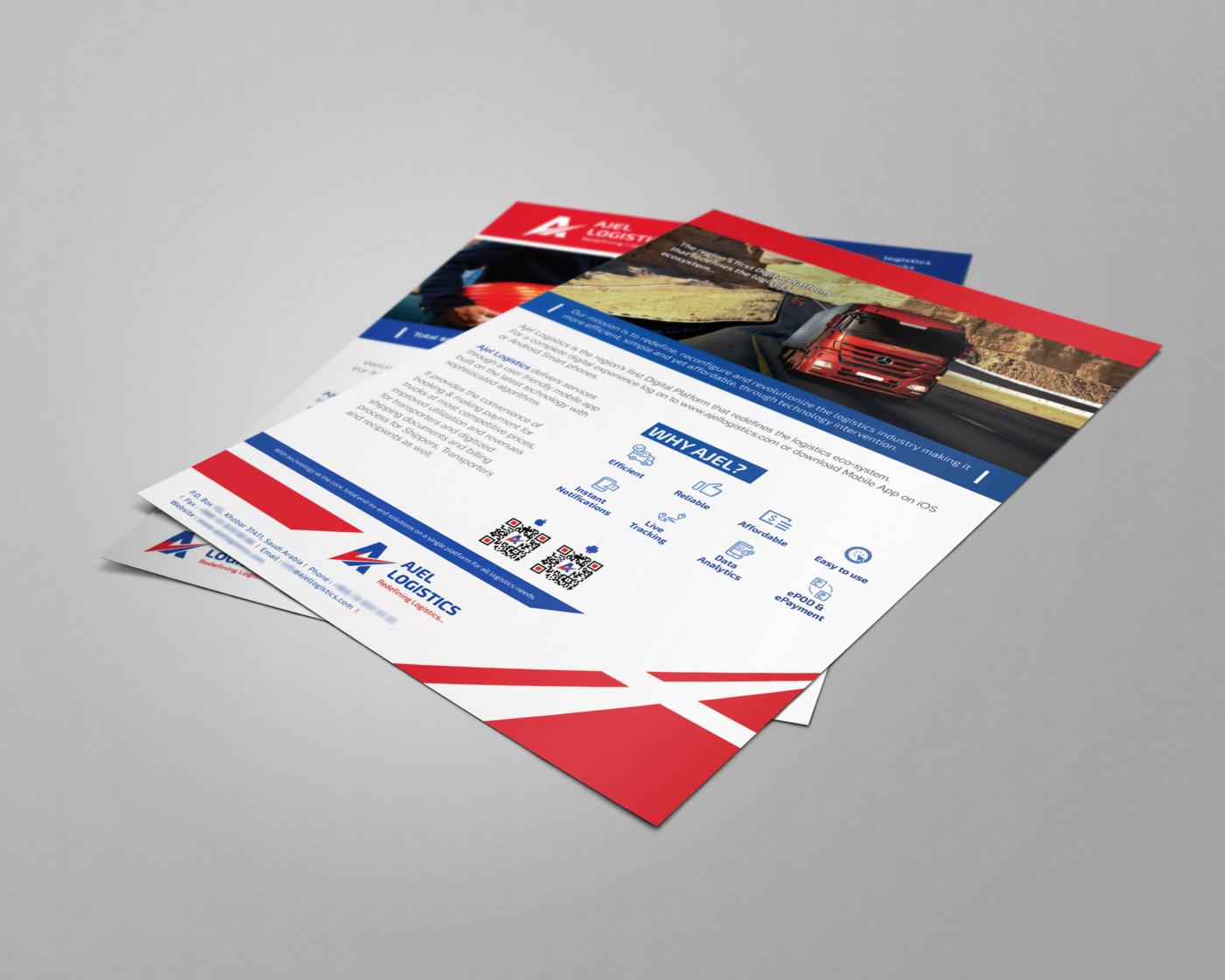 Print (Flyers, posters, brochures, calendars   ) by Soomayah