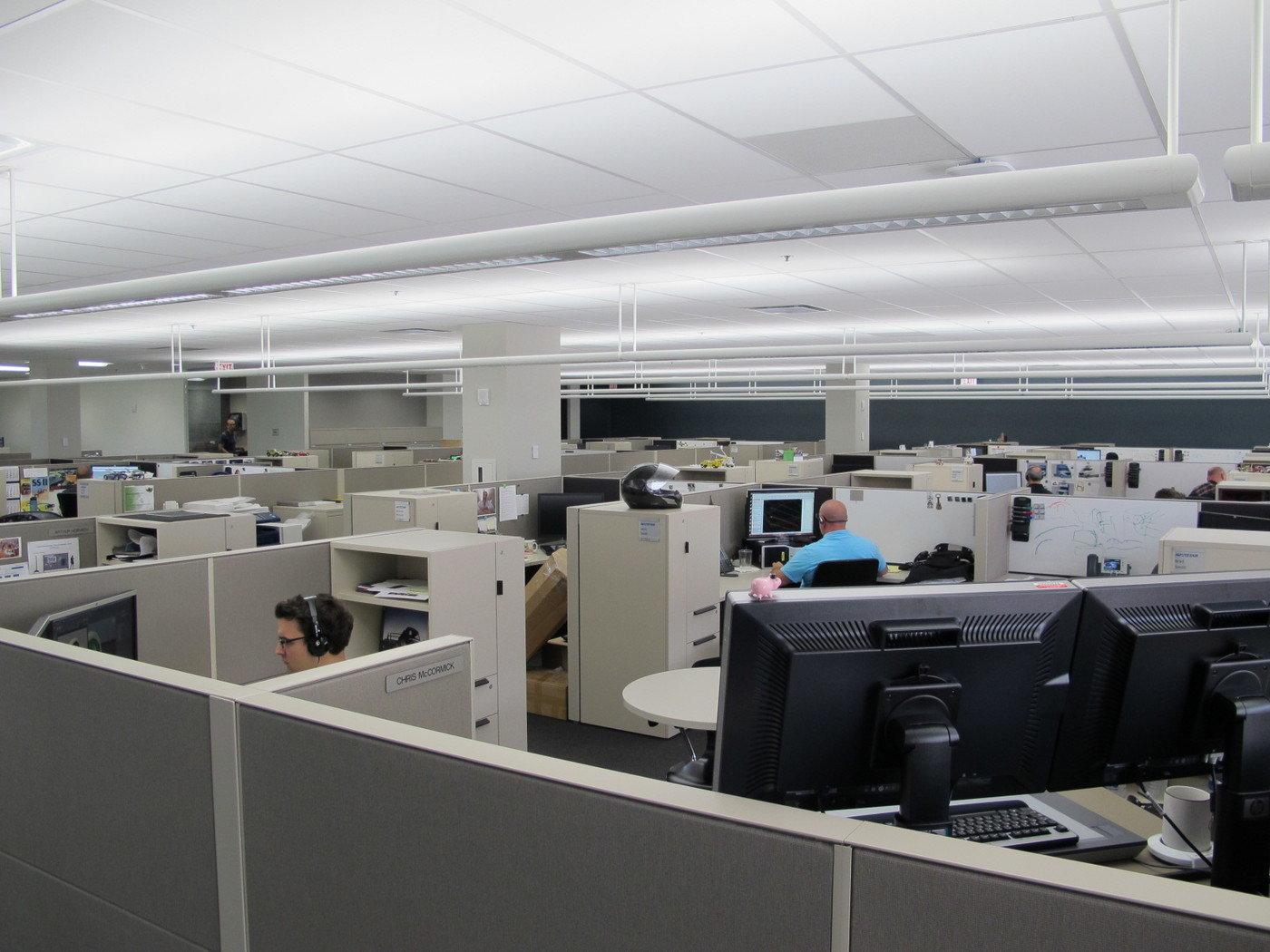 Navistar World-Center Industrial Design Facility by David Allendorph