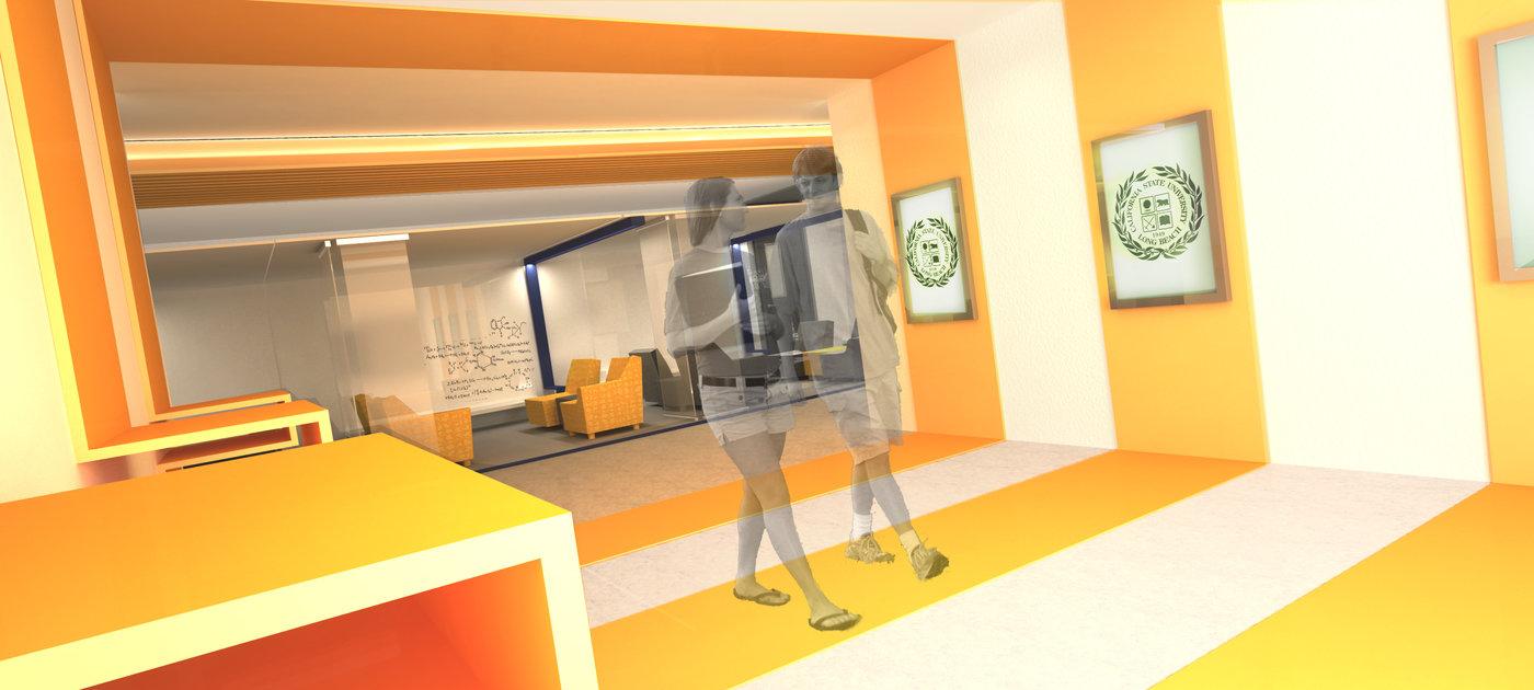 cal state long beach interior design degree