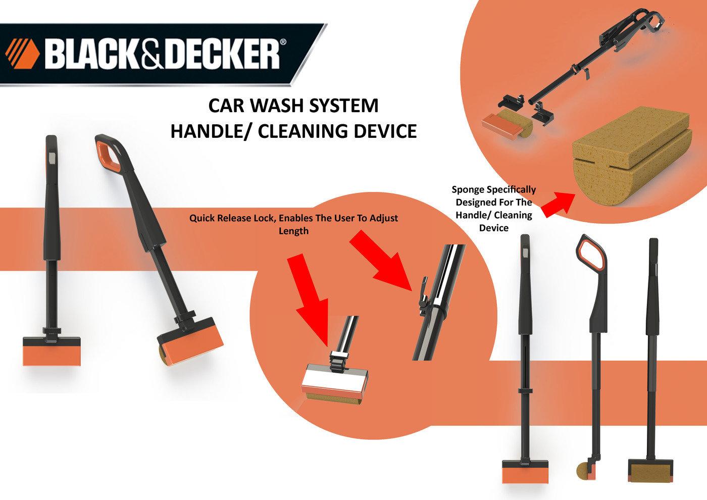BLACK & DECKER Car Wash System by Elliot Mitchell at