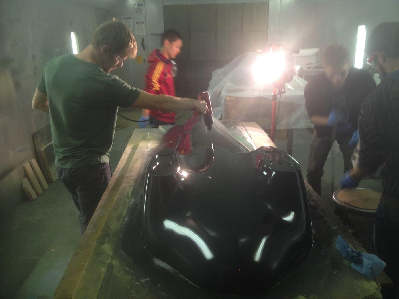 2015 Supermileage Vehicle by Finley Marbury at Coroflot com