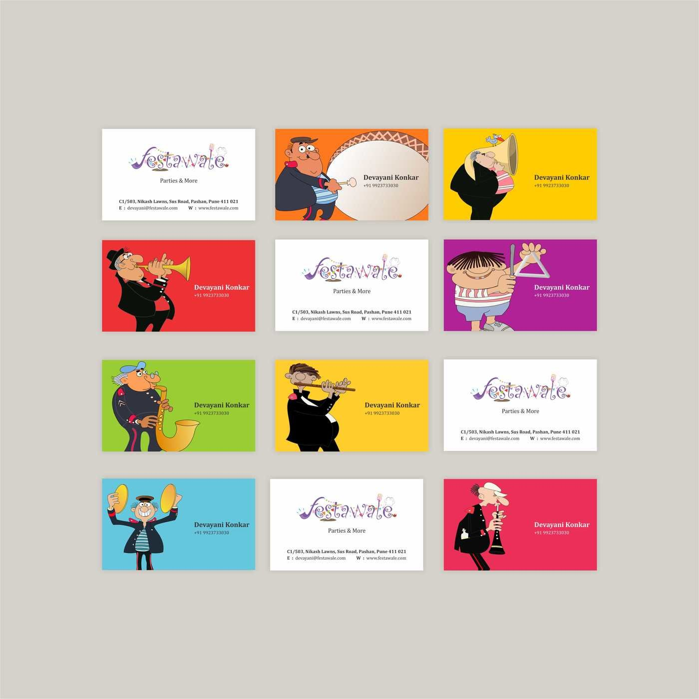 Corporate Branding Visual Identity by Prasad Chavan at Coroflot