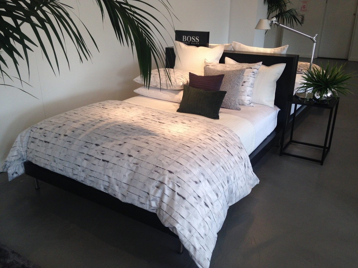 Hugo Boss Home Bedding By Emma Estrada At Coroflotcom