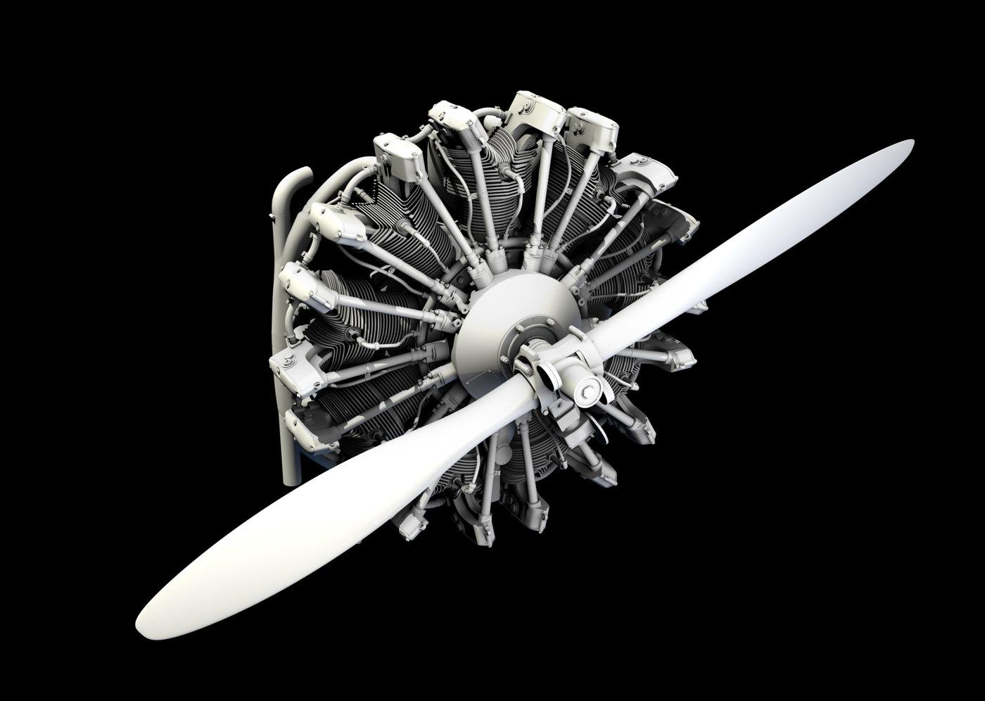 lycoming s first radial engine by charles floyd at coroflot com rh coroflot com