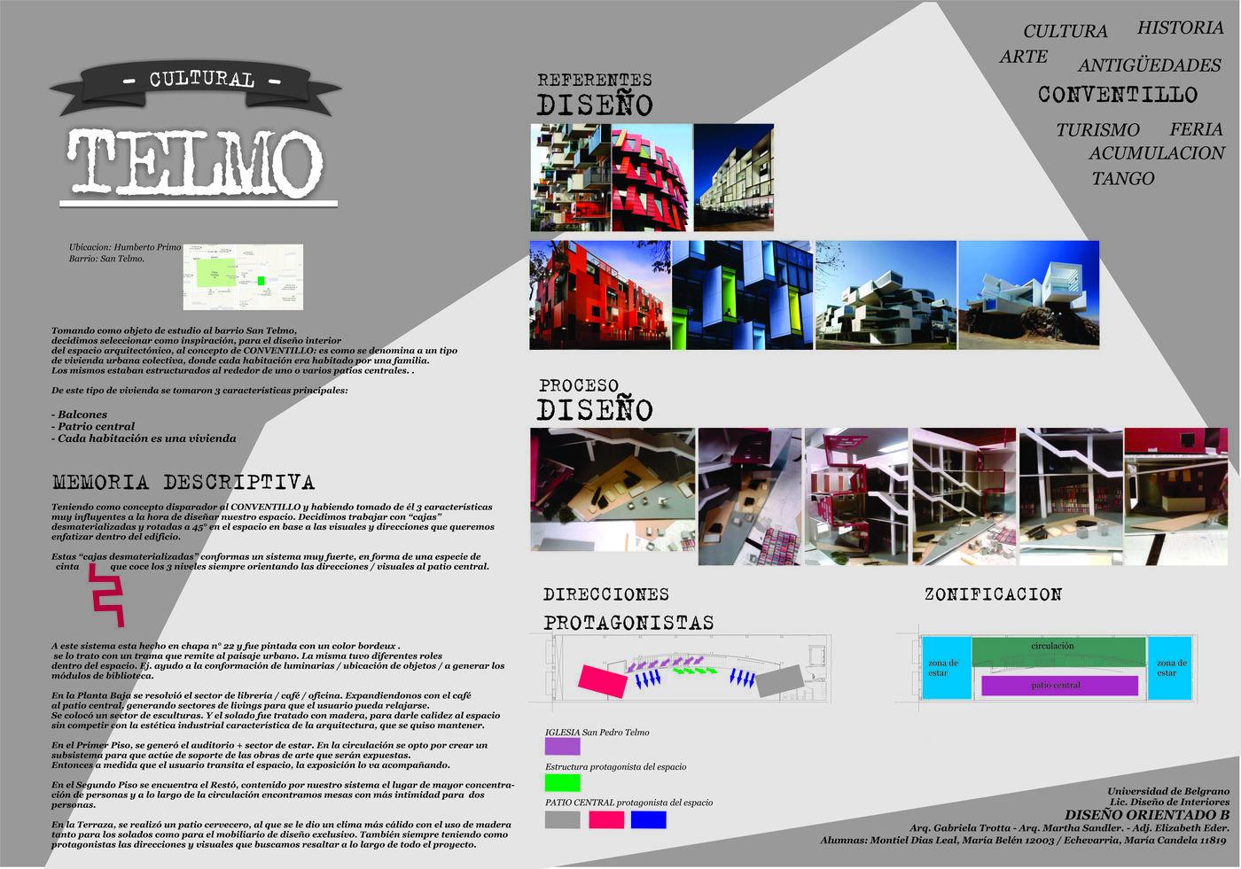 2012 Cultural Telmo By Maria Belen Montiel Dias Leal At