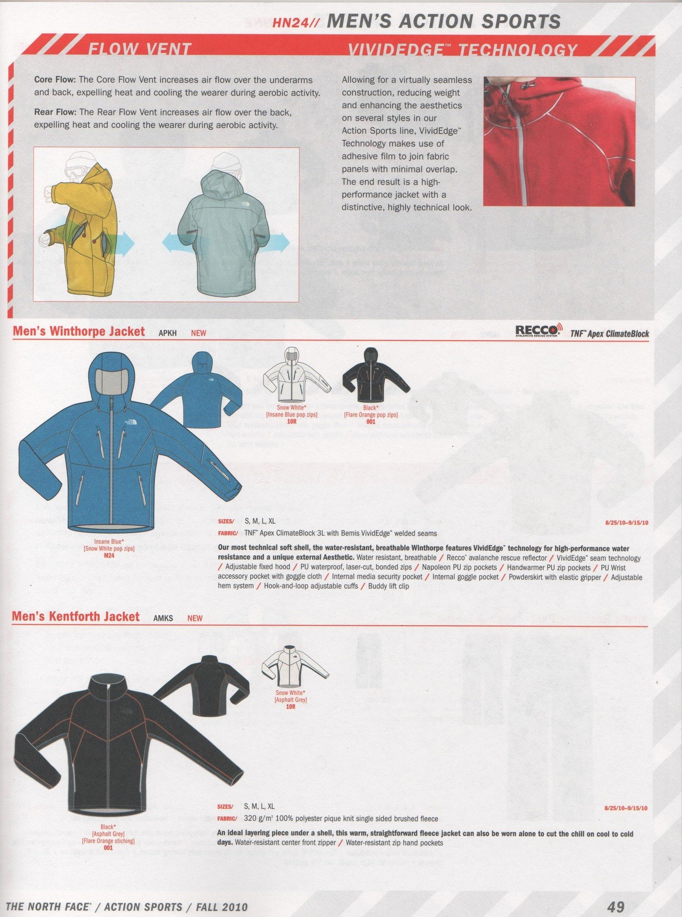 well known buying cheap big discount The North Face F10 ACTION SPORTS by John Nite at Coroflot.com
