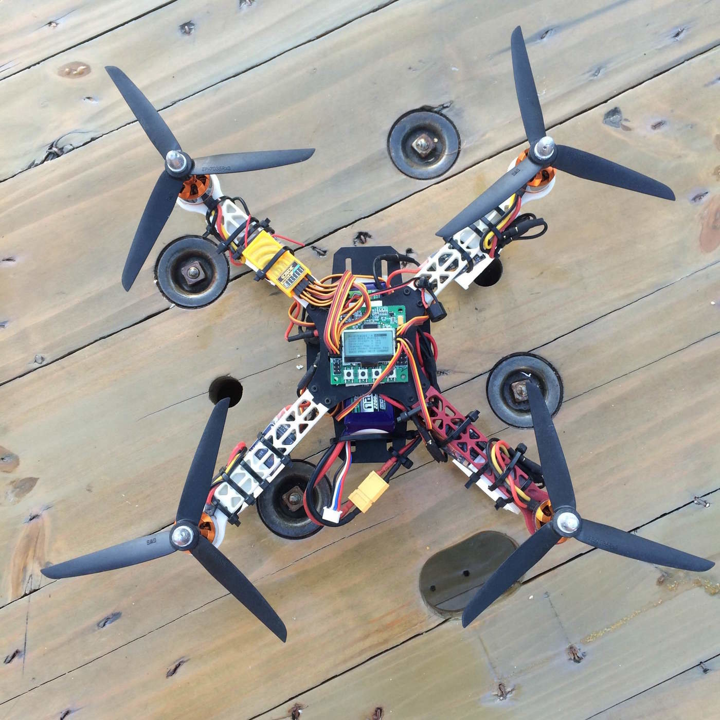 Personal Project - Quadcopter by Emily Dunne at Coroflot com