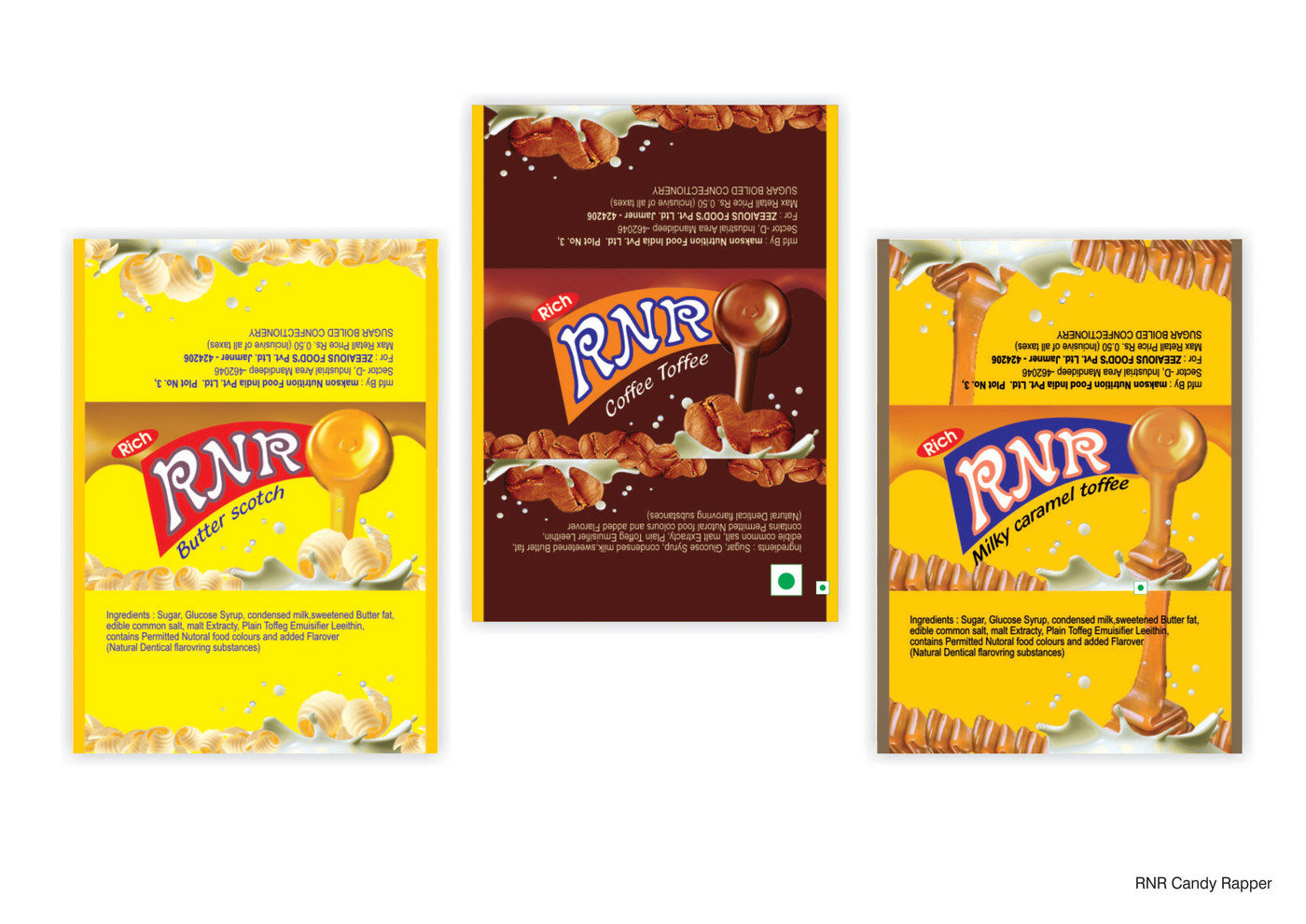 Packaging by Wageeshwari Tuljapurkar at Coroflot com