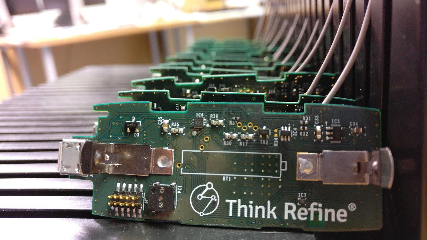 Pressto IoT Button by Grant Riley at Coroflot com