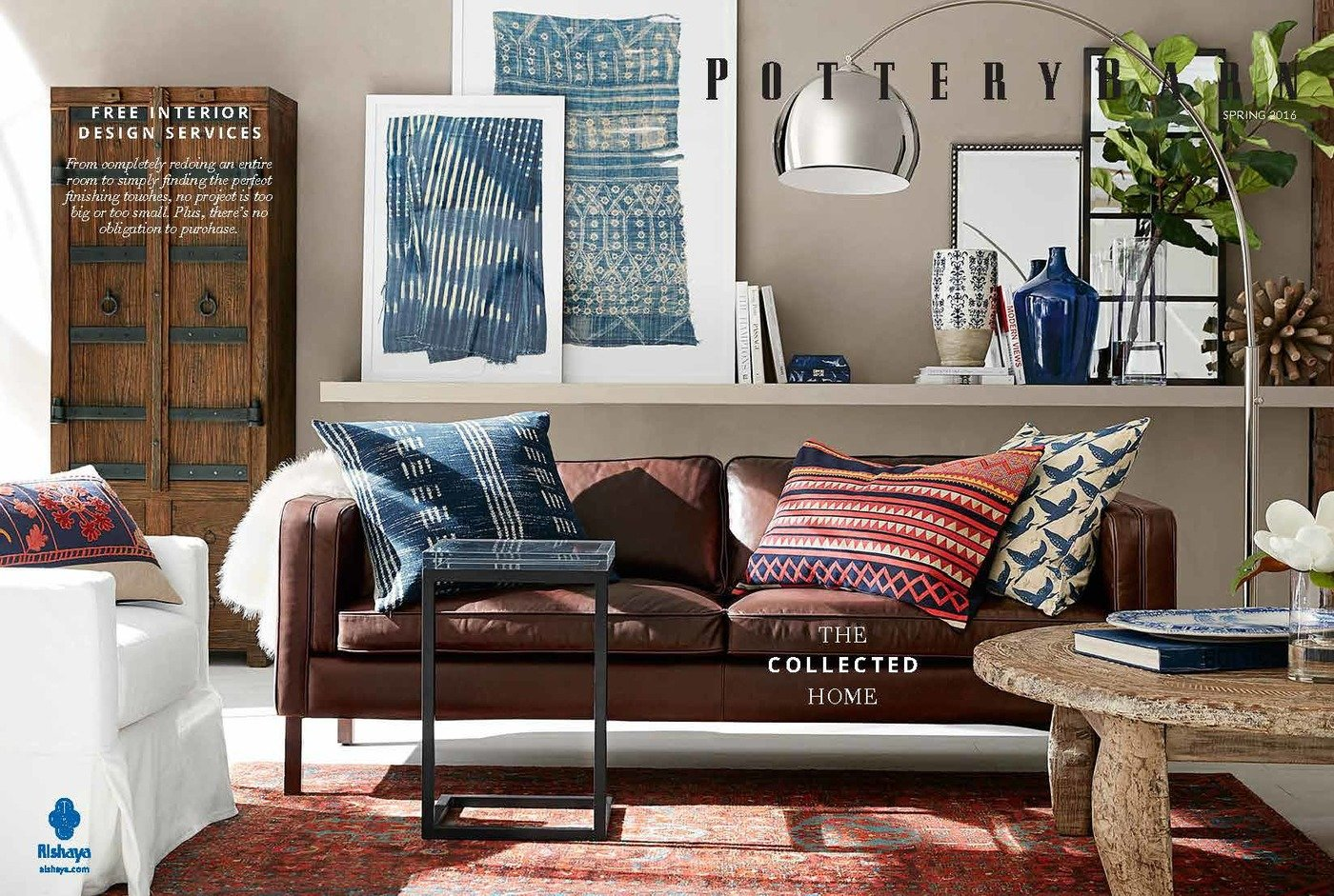 Pottery Barn Alshaya Middle East Catalog By Dirk Schryver At