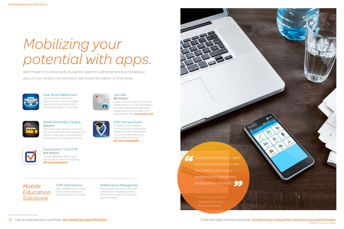 2012 (Late) AT&T SMB Magazine Printed/Online Version by Dirk