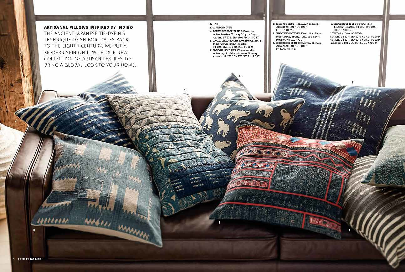 Pottery Barn Alshaya Middle East Catalog By Dirk