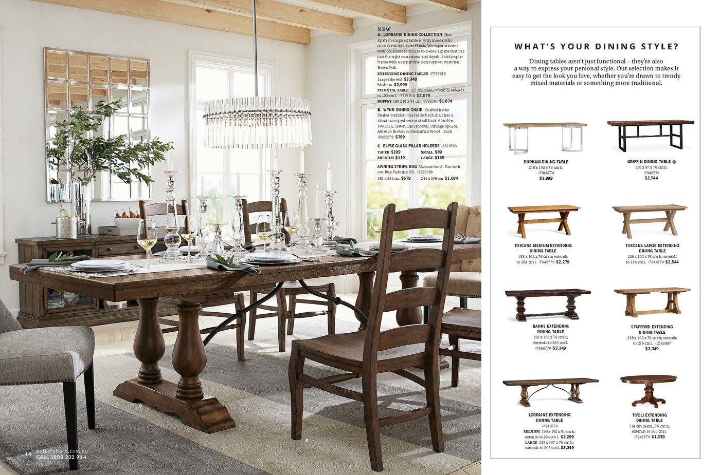Pottery Barn Australia Catalog By