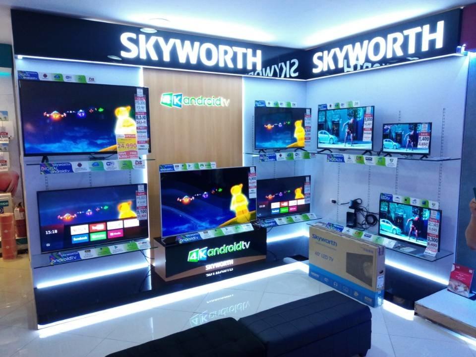 Skyworth Philippines Corporation by Rhea Son at Coroflot com