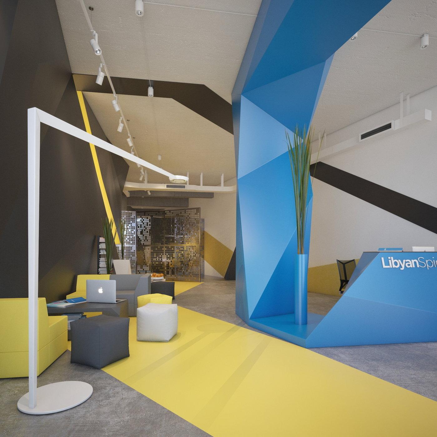 modern office design images. Office Design - Modern Loft Images