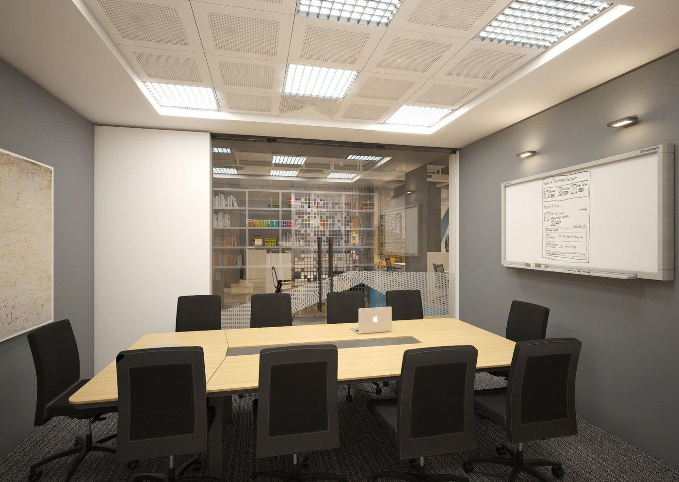Office Design   Modern Loft Office Design