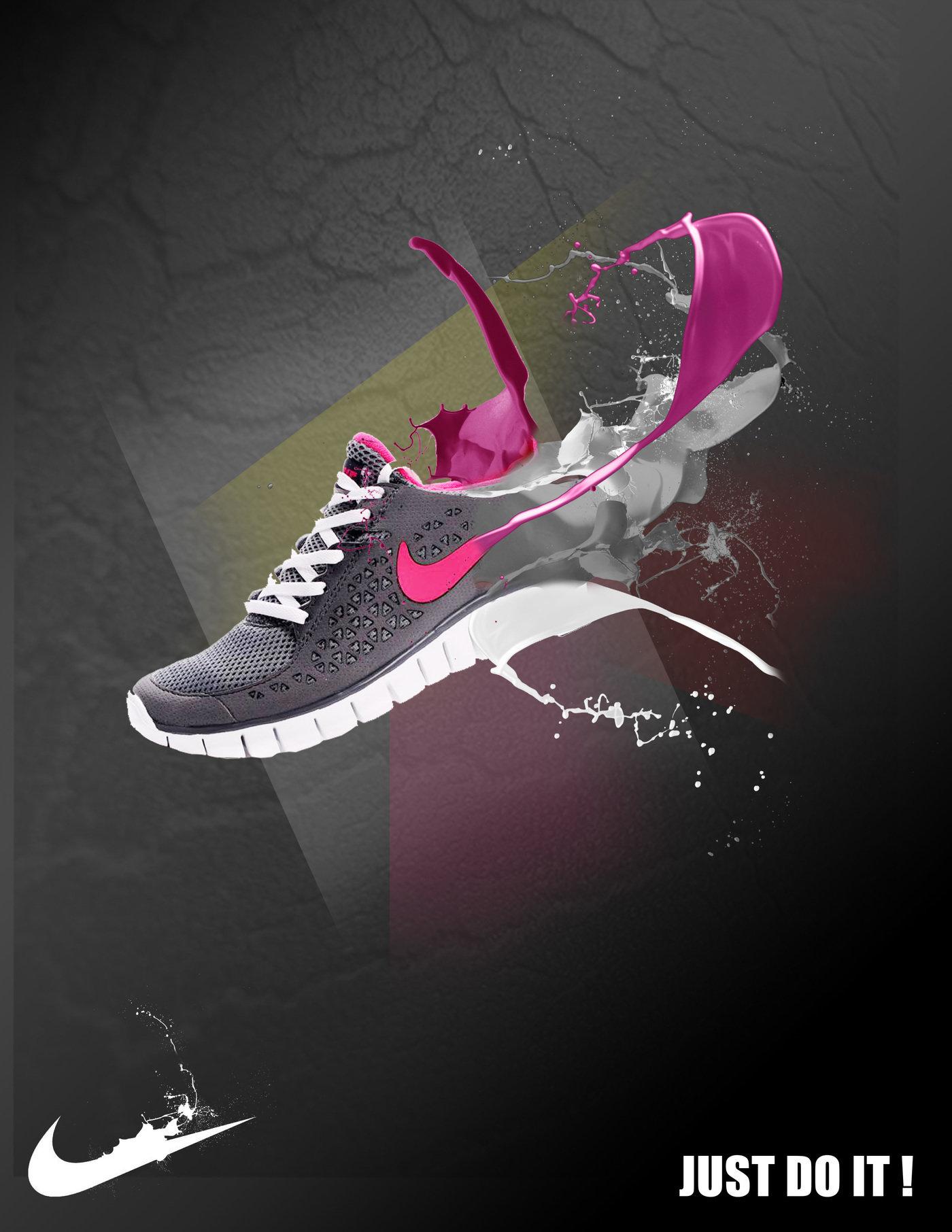 Nike Ad Campaigns By Manuel Izurieta At Coroflot Com