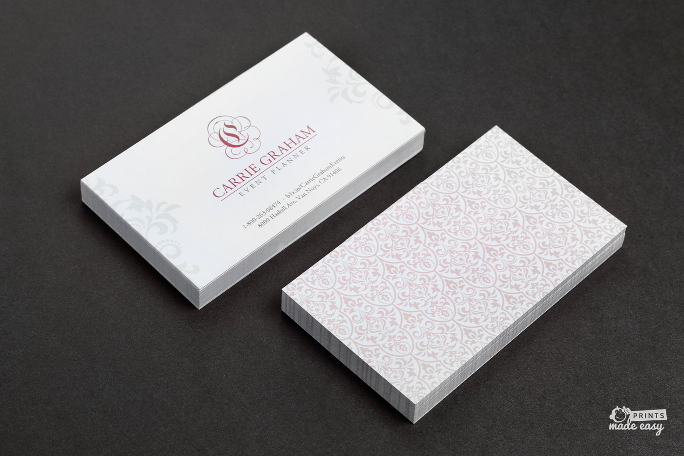 Business cards by patrick ellasos at coroflot share reheart Choice Image