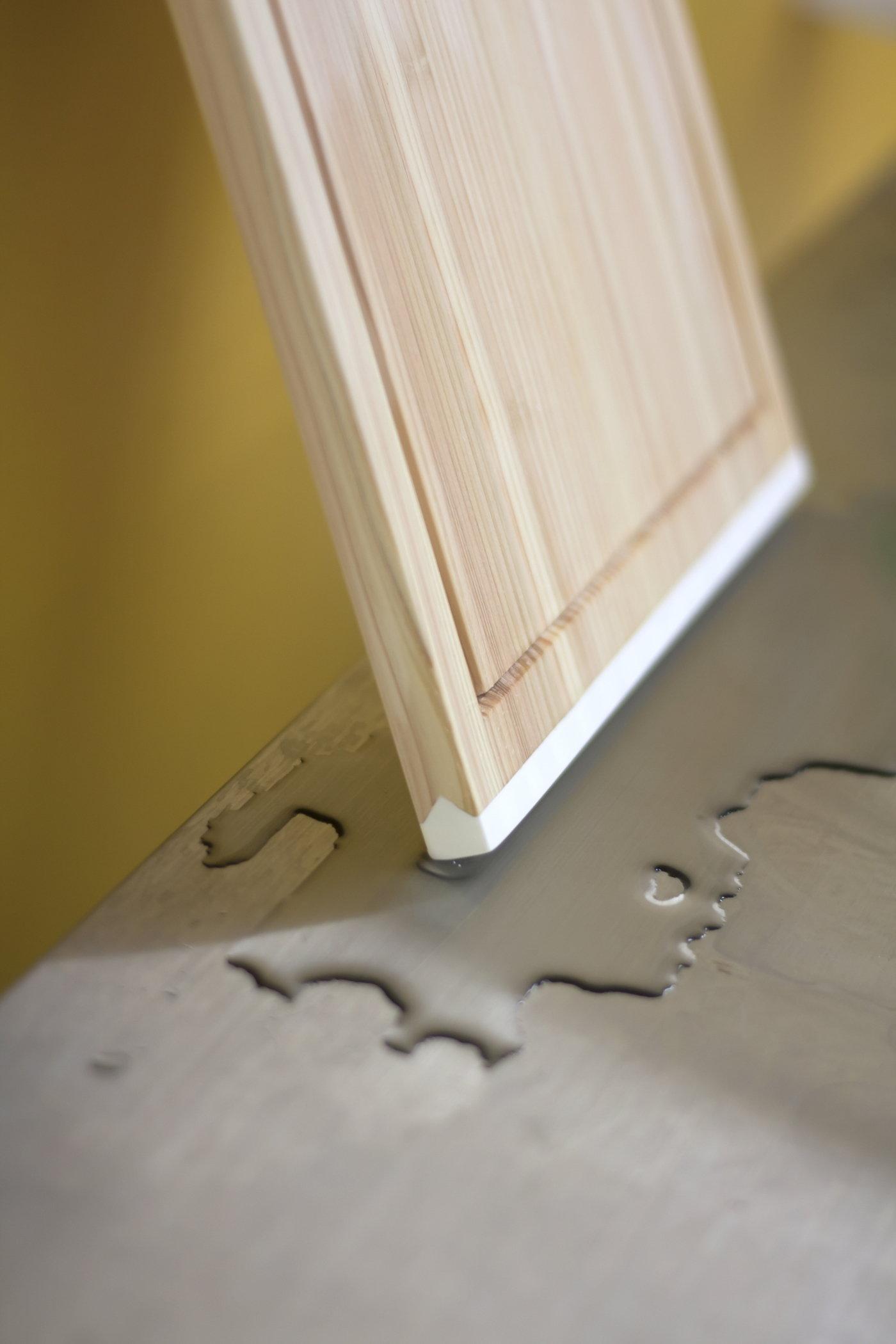 MUJI Cypress Cutting Board by Leslie Montes at Coroflot com