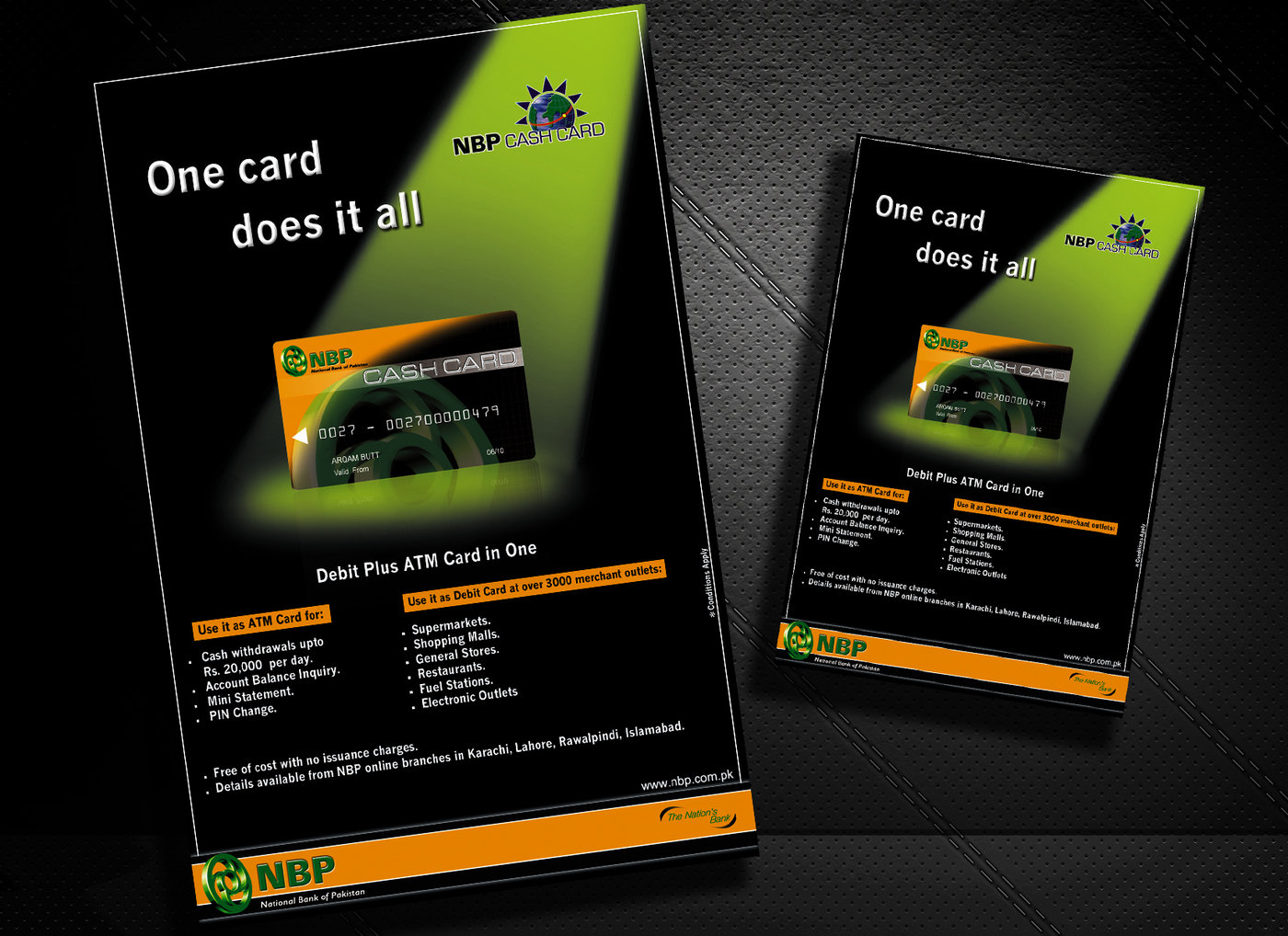 Print & Packging by Farhan Ali Siddiqui at Coroflot com
