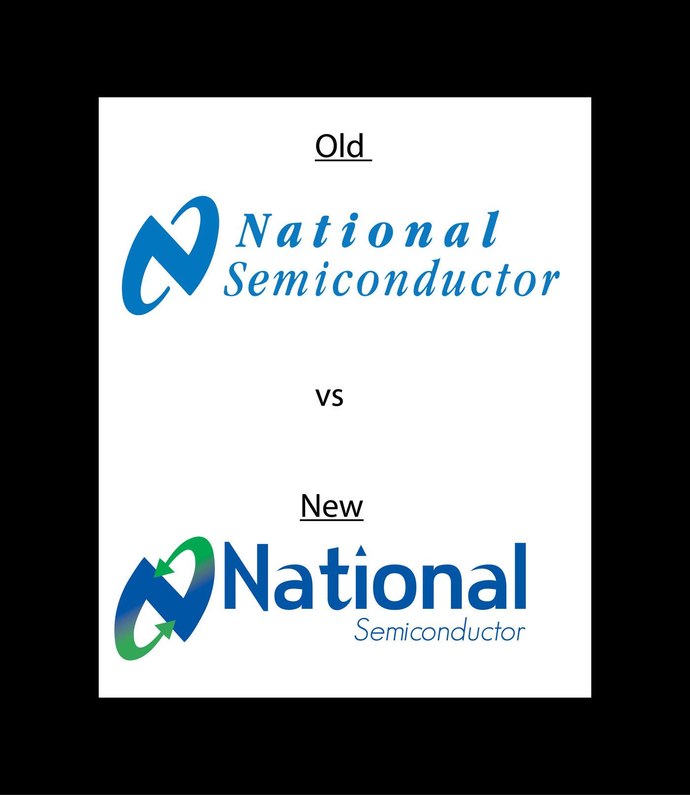 National Semiconductor by Thanhdieu Kristina Ngo at Coroflot com