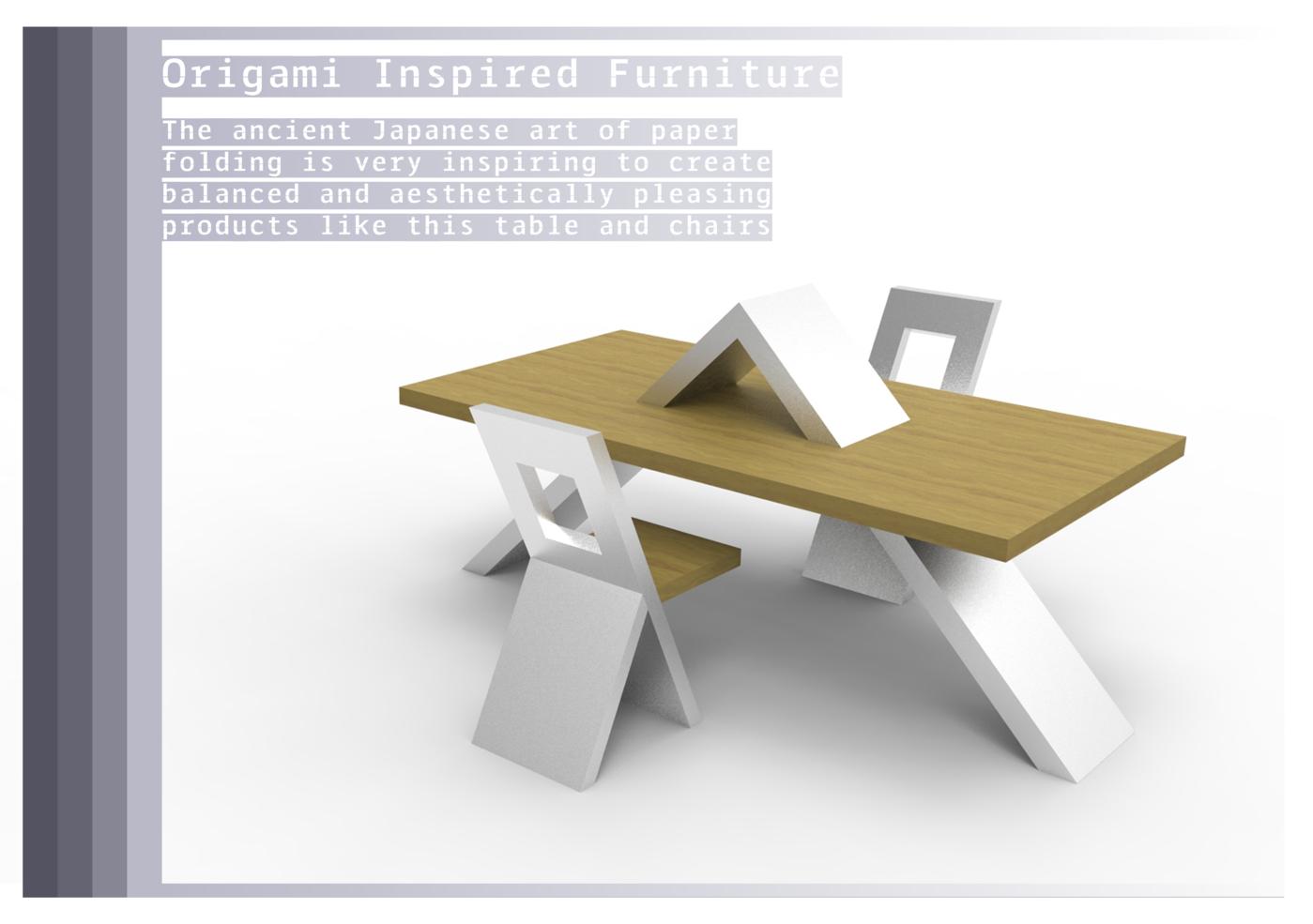 50 Abstract Geometric Furniture Designs | Geometric furniture ... | 985x1399