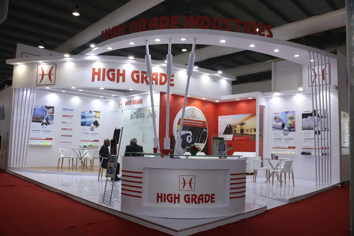 Exhibition Stall Design Ahmedabad : Stall designing exhibition exhibition stall design indian