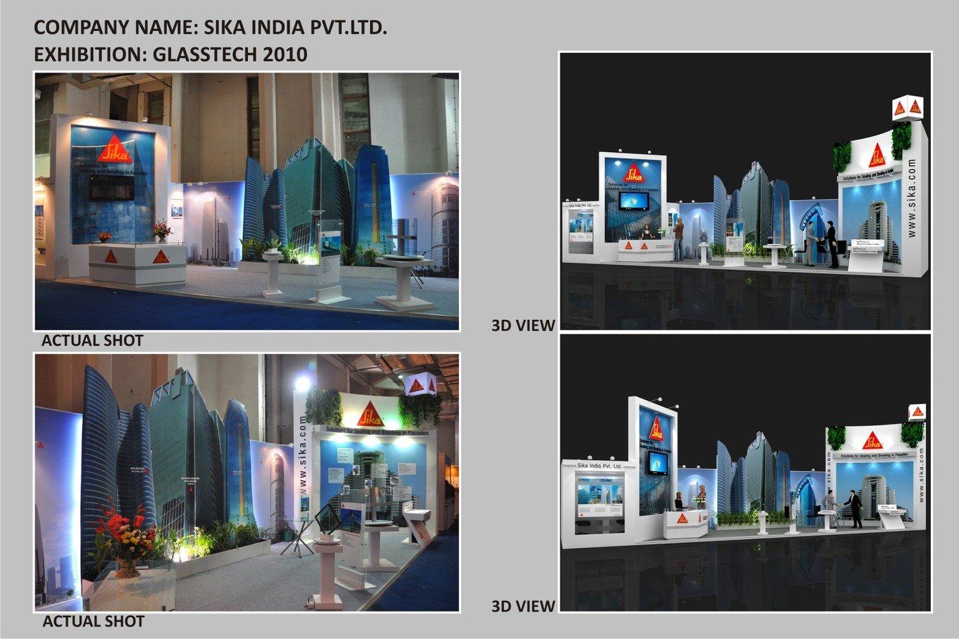 SIKA @GLASSTECH 2010 by Sameer Benkar at Coroflot com