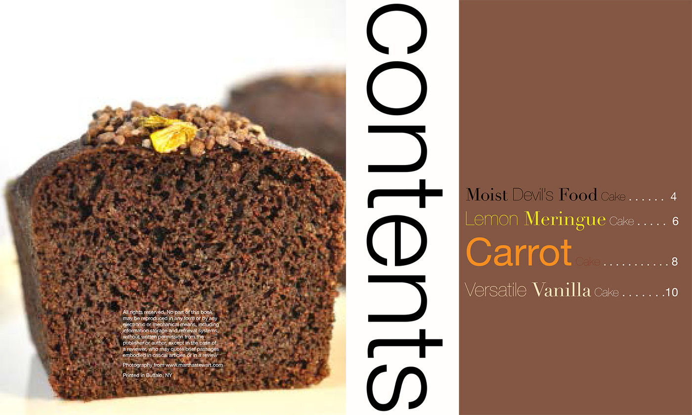 Fabulous Classic Birthday Cakes Recipe Book By Joseph Gasiecki At Coroflot Com Funny Birthday Cards Online Necthendildamsfinfo