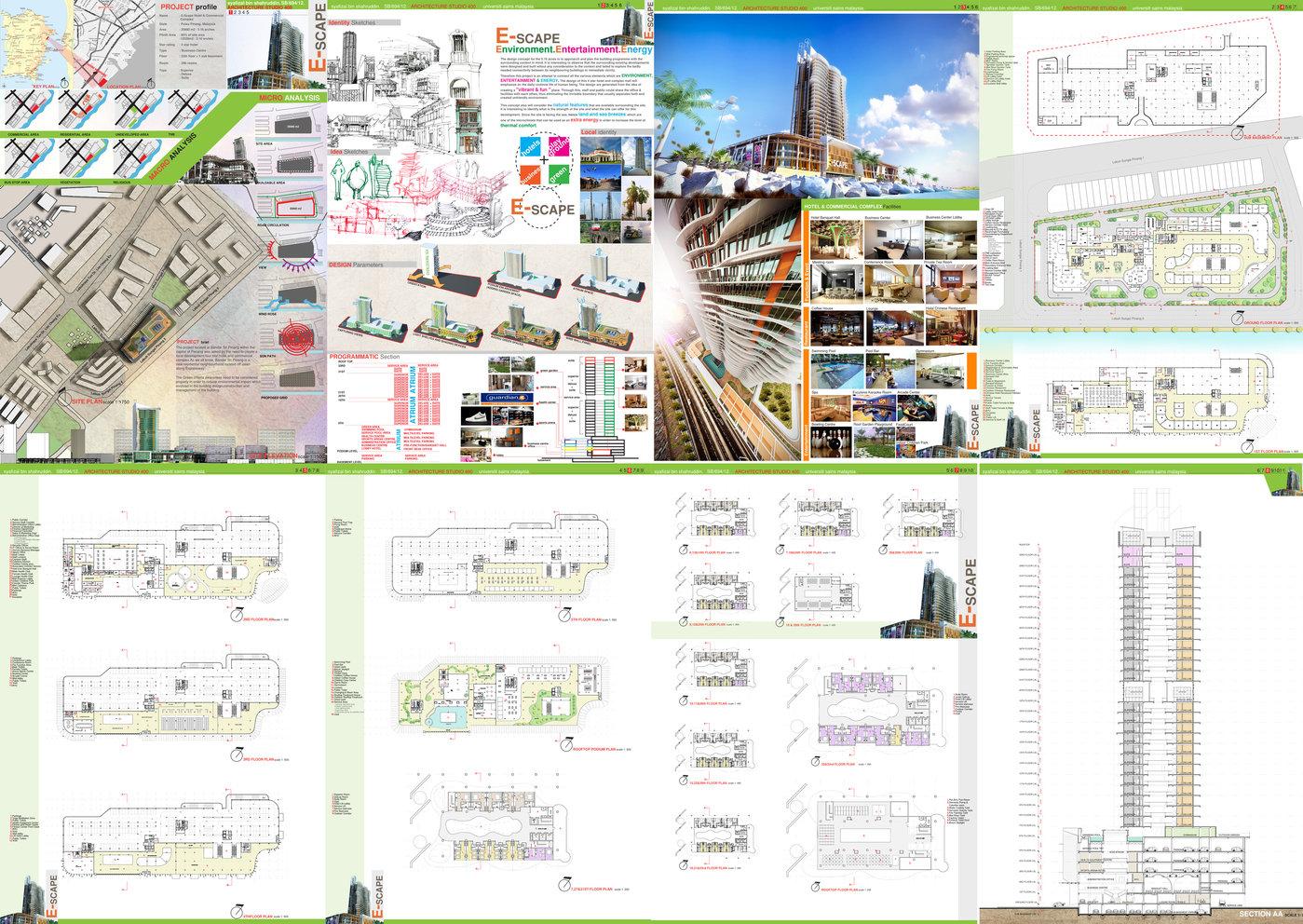 Mix Development Commercial Complex + Hotel (studio 400) by