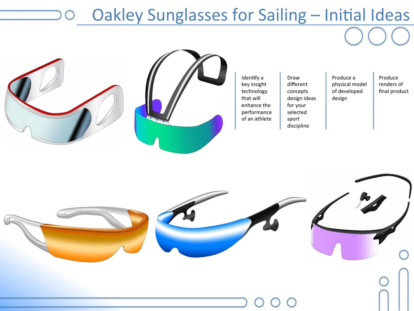 57cf3fc0f53fc Oakley Sunglasses by Joseph Askew EngTech MIMechE at Coroflot.com