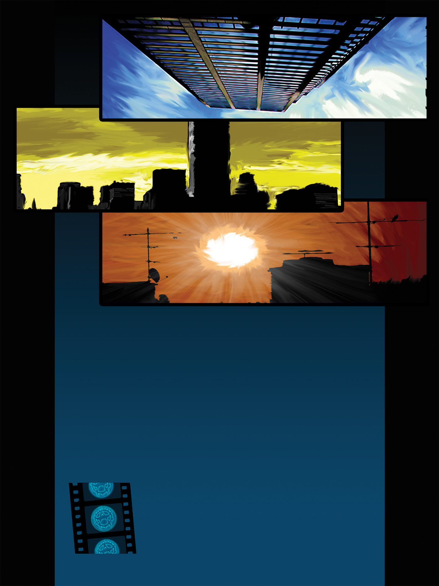 Gangland D20 RPG by Richard Sanchez at Coroflot com