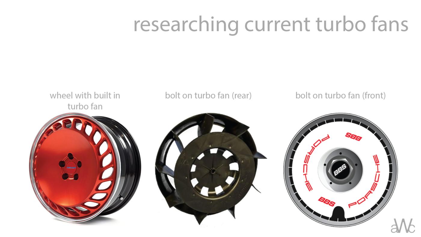 Turbofan Wheel By Ryan Peck At Coroflot Com