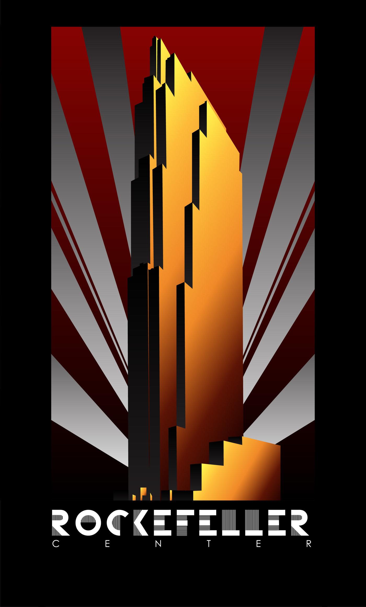 Art Deco Posters By Nathan Quintana At Coroflot Com