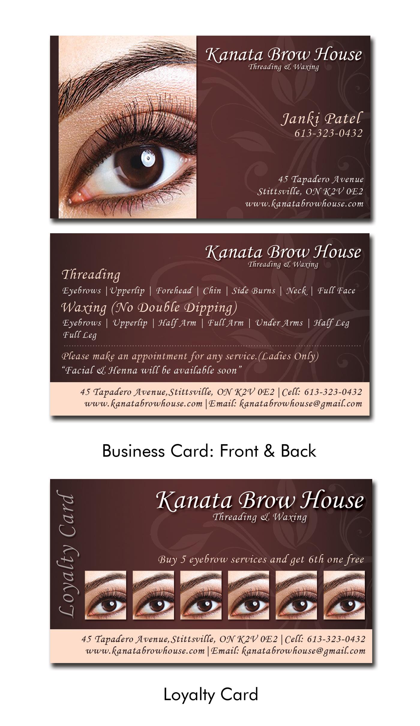 Kanata Brow House By Dhwani Shah At