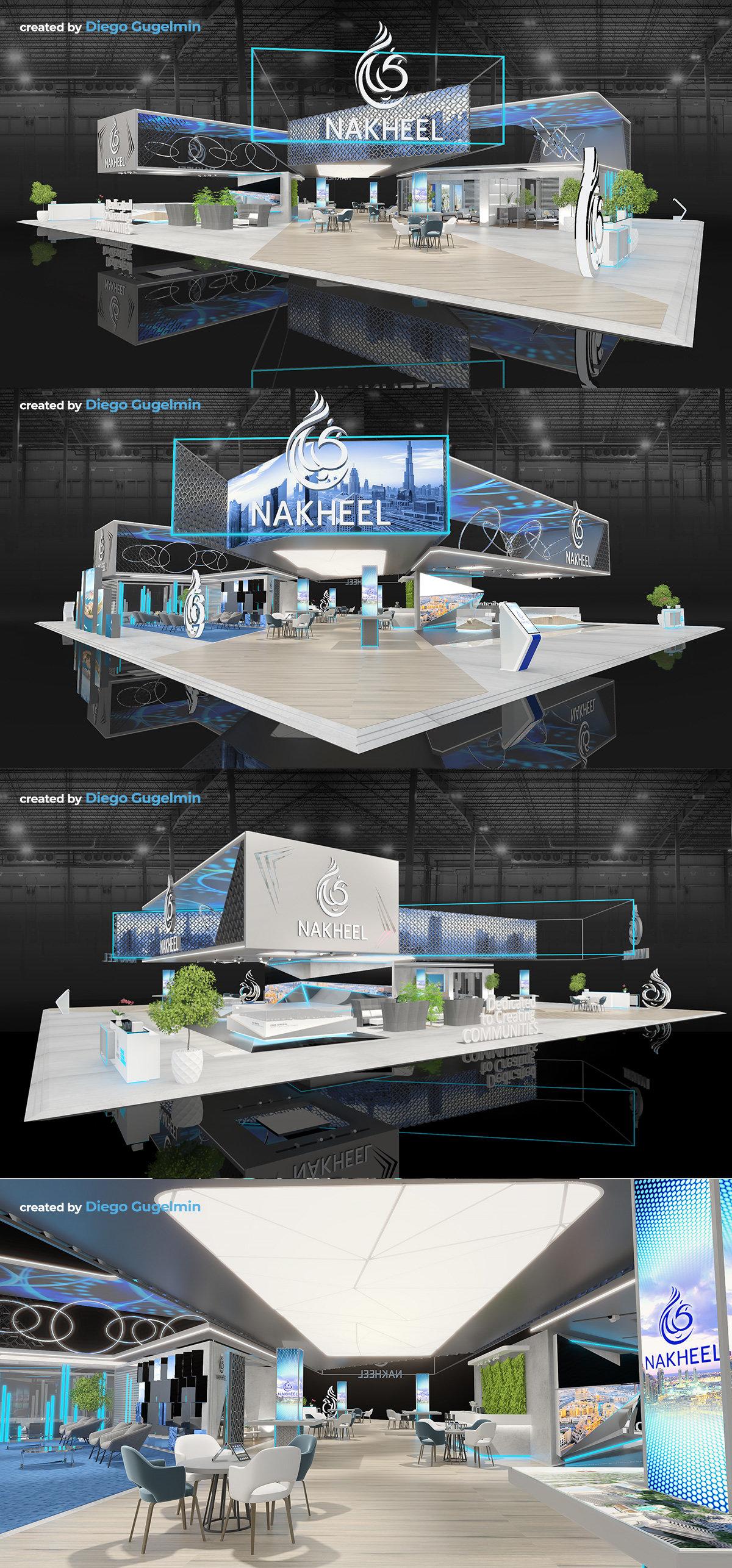 D Exhibition Stall Designer Jobs In Dubai : Exhibition design by diego gugelmin at coroflot