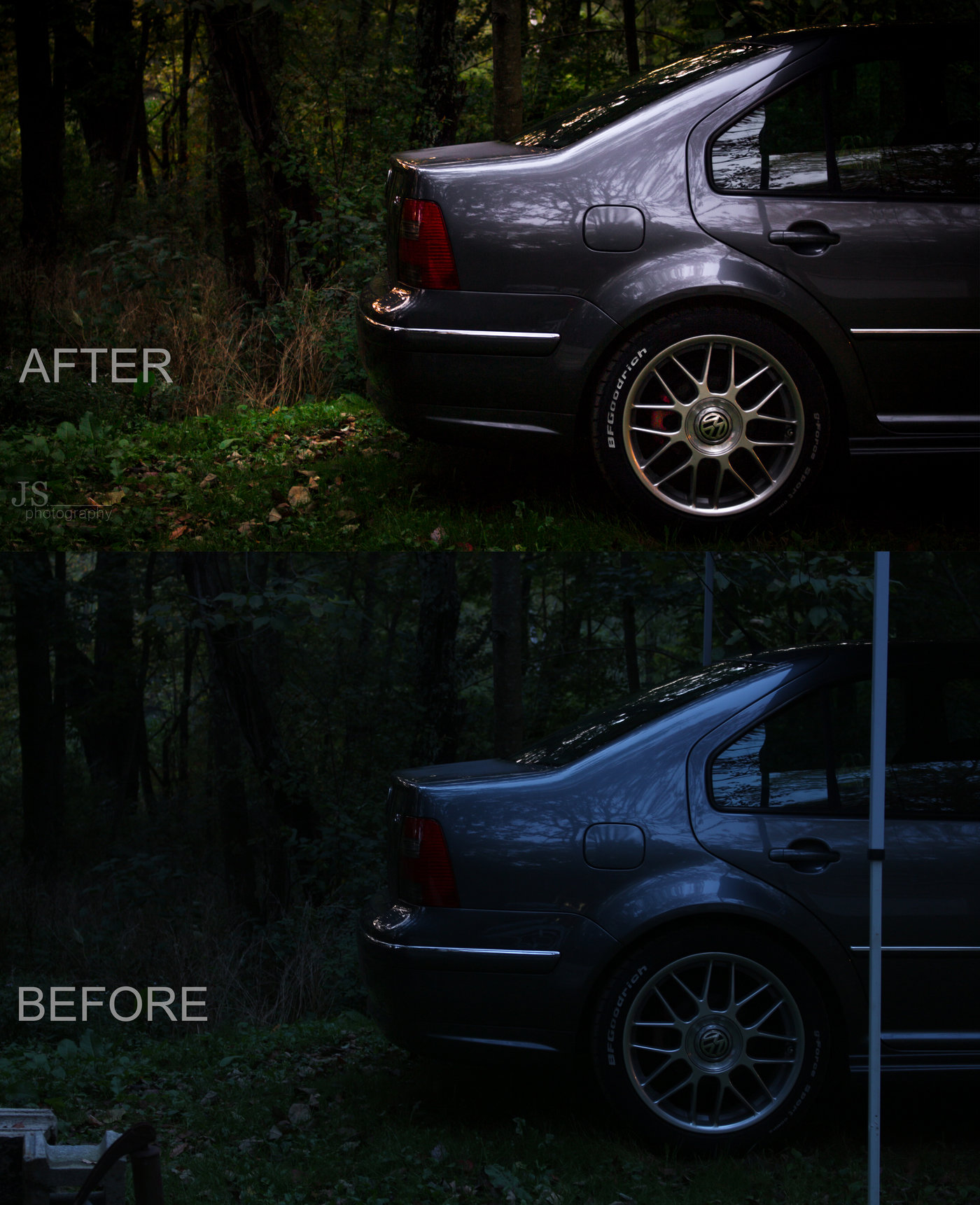 Before And After Photo Editing Examples By Josh Sikora At Coroflot Com